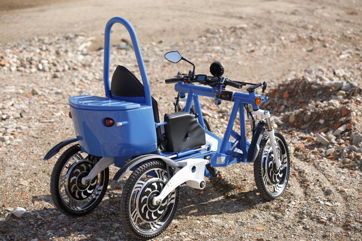 fauteuil tout terrain électrique pas cher