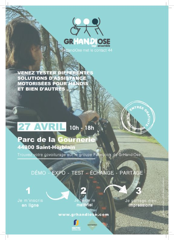 EVENEMENT GRHANDIOSE